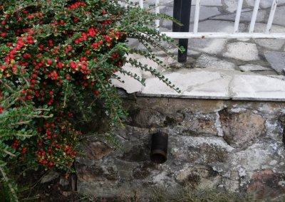 Citerne fuitée Quaregnon