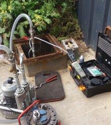 Législation Réglementation citerne mazout existante enterrée 3.000 à 50.000 litres à Bruxelles