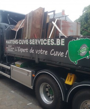 incident citerne mazout
