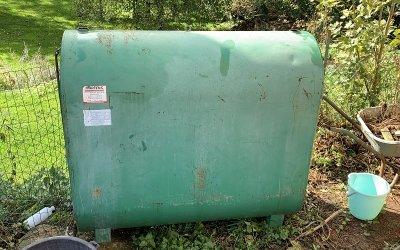 L'AGW du 18 juillet 2019 (MB 13/11/2019) relatif aux réservoirs de – de 3000 L est abrogée