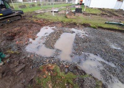 excavation de terres