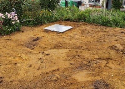 Cuve enterrée